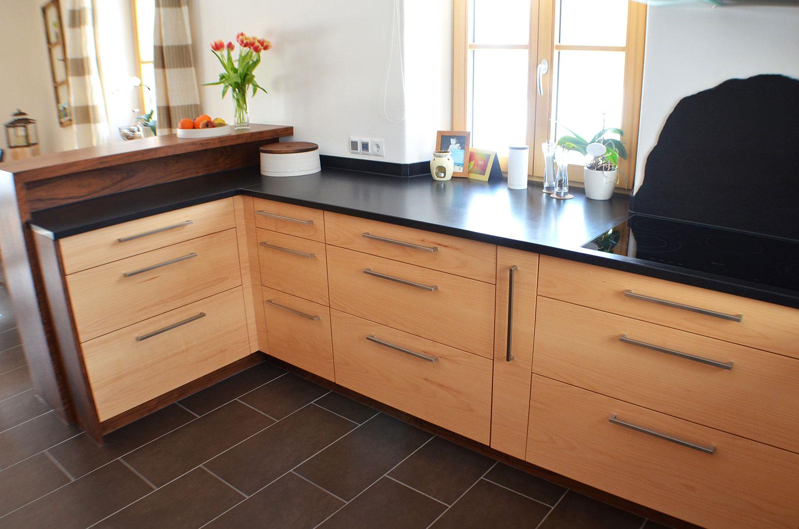 kche ahorn latest full size of sch nes zuhause sch ne kuche schwarz grun kche inform with kche. Black Bedroom Furniture Sets. Home Design Ideas